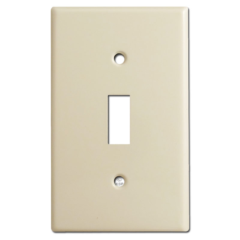 Electrical Outlets Receptacles moreover Switch Plate Size Reference Information together with  on are all rectangular outlets switches and plates the same