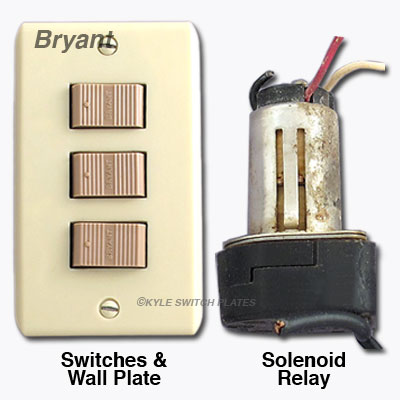 Info Ge Is Replacement For Bryant System on Bryant Low Voltage Switch Plate