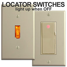 Illuminated Rocker Switches Lighted Toggle Switch For