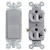 Shop Gray Electrical Devices for Stainless Steel Cover Plates