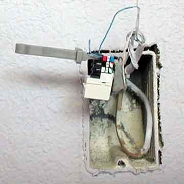 phone jack wiring grey wires telephone jack installation instructions & photo guide #3