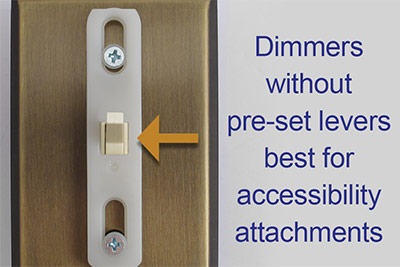 Best Toggle Dimmers for Accessibility Attachments