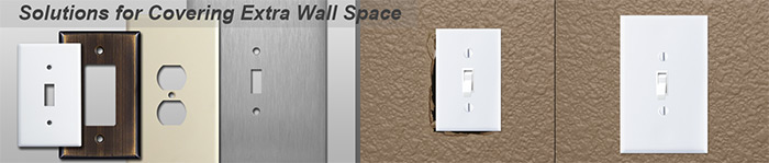 Shop Oversized Switch Plate Solutions