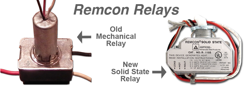 Remcon Relays